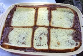 Ricetta della torta in cantina