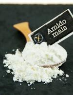 Le farine naturalmente senza glutine: amido di mais