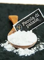 Le farine naturalmente senza glutine: fecola di patate