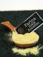 Le farine naturalmente senza glutine: mais