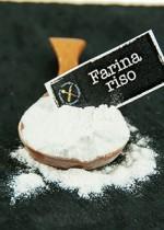 Le farine naturalmente senza glutine: riso