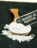 Le farine naturalmente senza glutine: amido di tapioca