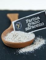 Le farine naturalmente senza glutine: grano saraceno