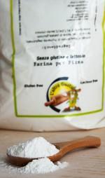 La cucina gluten free: L'ALTRO GUSTO – farina per pane e focaccia