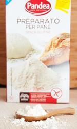 La cucina gluten free: PANDEA – preparato per pane