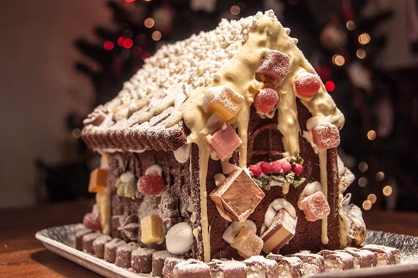 Casetta Di Natale Di Cioccolato : Natale. le casette la casetta di pan di zenzero di rossanina