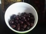 OLIVE. La conservazione. I metodi adatti alle olive nere
