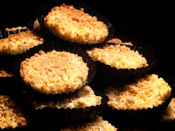Cucina leggera con utilizzo piatto crisp