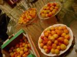 Scegliere la frutta per conserve