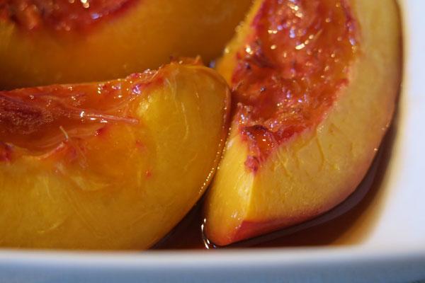 la maturazione della frutta come elemento per le confetture